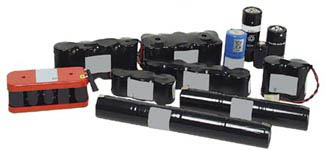 Industribatterier