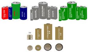 Rundceller - Batteriföreningen