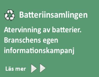 batteriinsamling